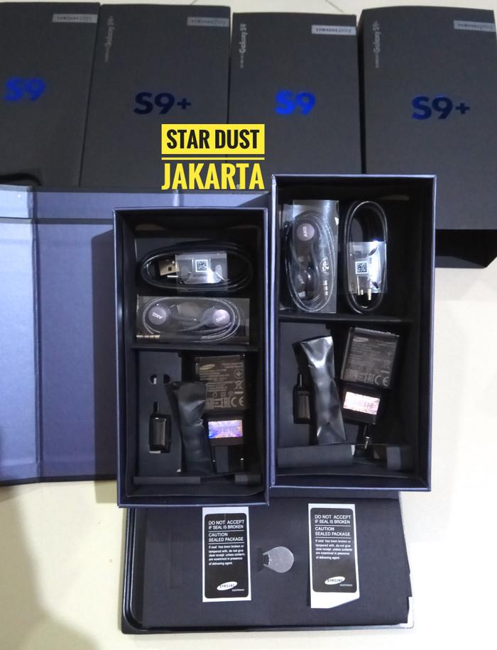 Jual FULLSET ORIGINAL Dus box samsung galaxy S9 / S9 plus / S9+ - DKI  Jakarta - Star Dust   Tokopedia