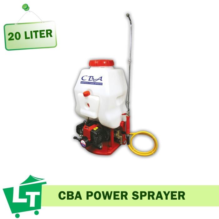 harga Sprayer knapsack cba power sprayer ukuran 20 liter Tokopedia.com