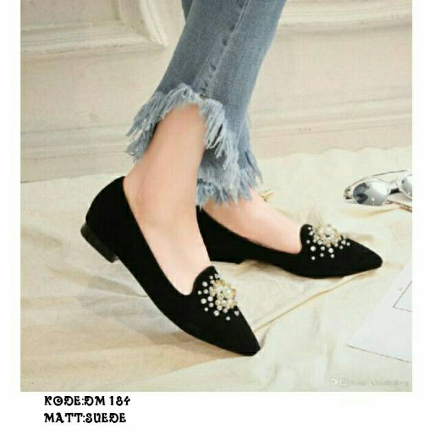 Flat shoes dm 134
