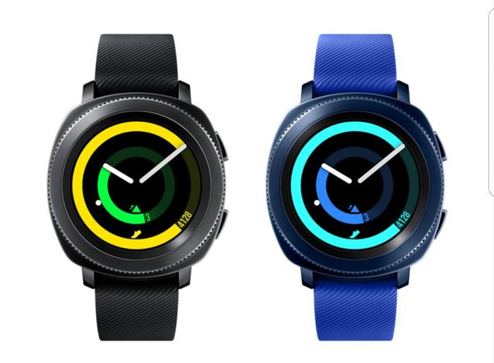 Samsung Gear Sport - Garansi Resmi - Biru