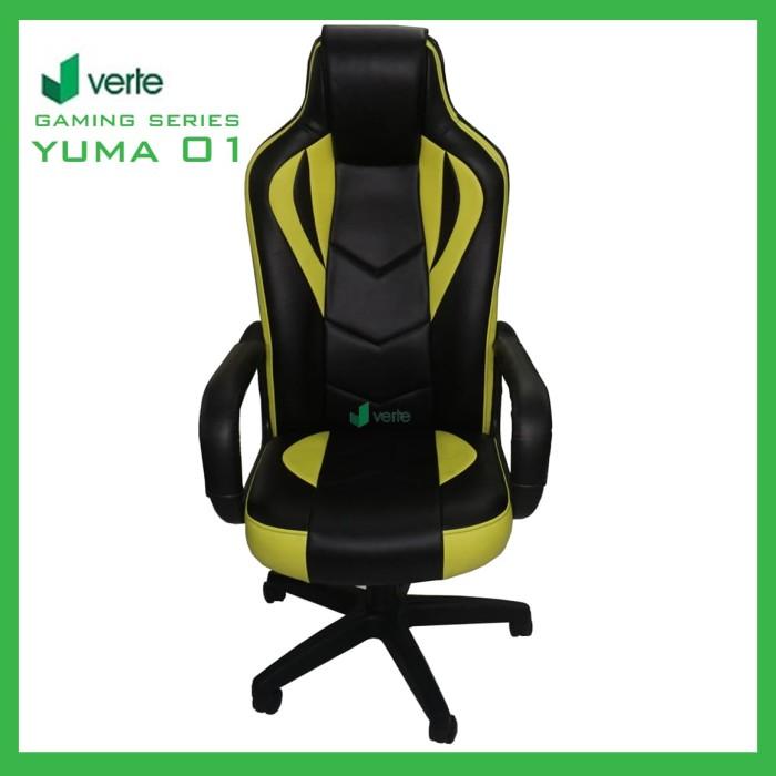 Kursi Gaming Verte Yuma 01 Free Ongkir JABODETABEK