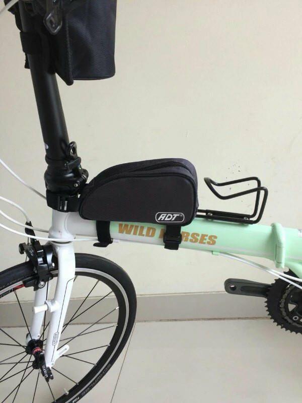 harga Tas frame bag sepeda mtb seli roadbike rb (cek stock sebelum beli) Tokopedia.com