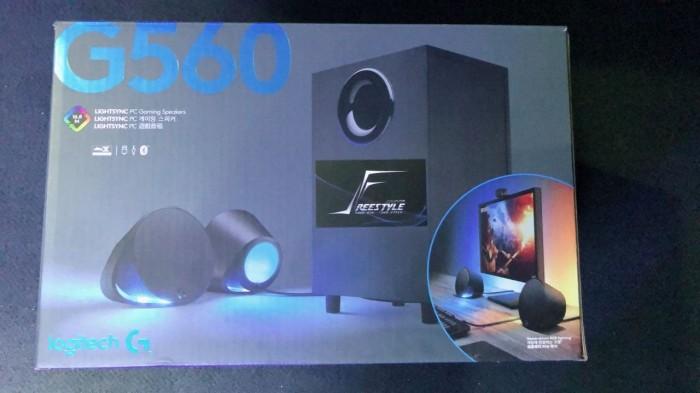 e572dcdda46 Logitech G560 LIGHTSYNC PC Gaming Speakers Garansi Resmi Logitech 2 Th