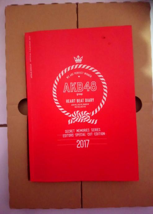 Jual AKB48 Group Official Calendar - Kab  Mojokerto - 2ndBekas MJK |  Tokopedia