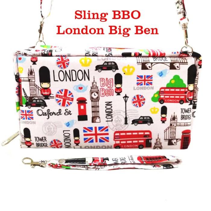 harga Sling bbo london bank book organizer katun whpo tas selempang wanita Tokopedia.com