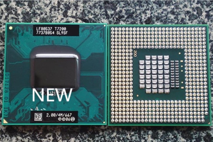 INTEL CORE 2 CPU T7200 DRIVERS FOR PC