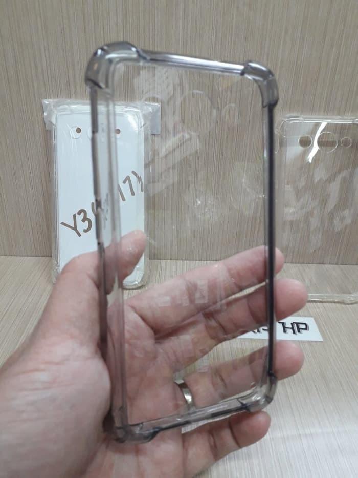 Huawei Y3 2017 5.0 inchi Acrylic Anti Crack Shockproof Soft Case Clear