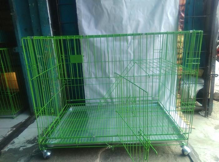 harga Kandang kucing/kelinci 2 tingkat, pakai roda bisa dilipat Tokopedia.com