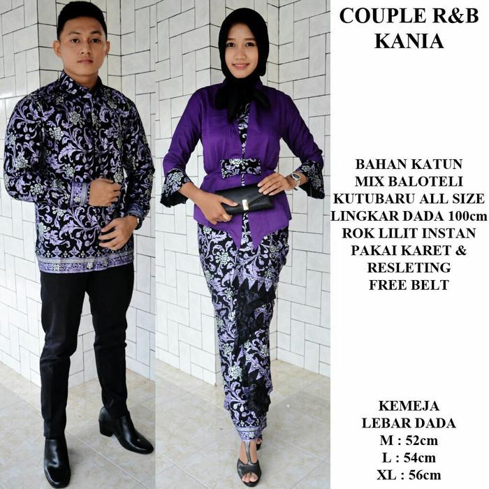 harga Sarimbit kebaya batik baju couple kemeja panjang couple kebaya Tokopedia.com