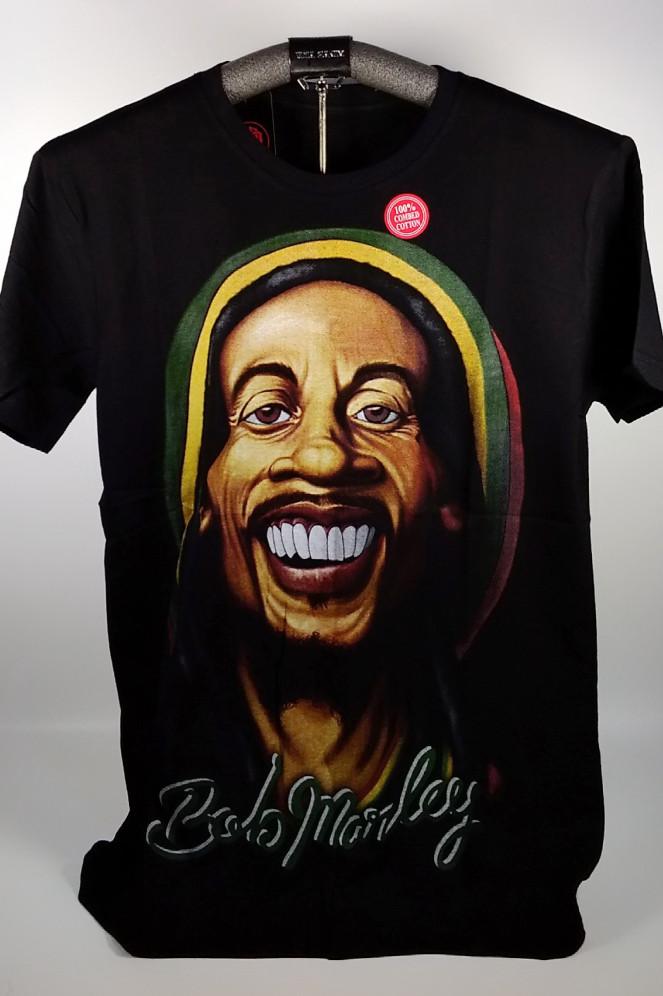harga Kaos distro 3d bob marley topi reggae Tokopedia.com