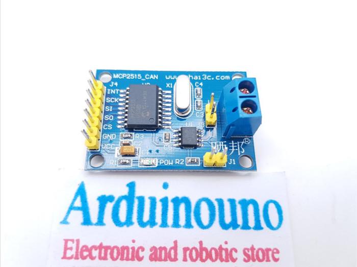 harga Mcp2515 can bus module tja1050 receiver spi module arduino mcp 2515 Tokopedia.com
