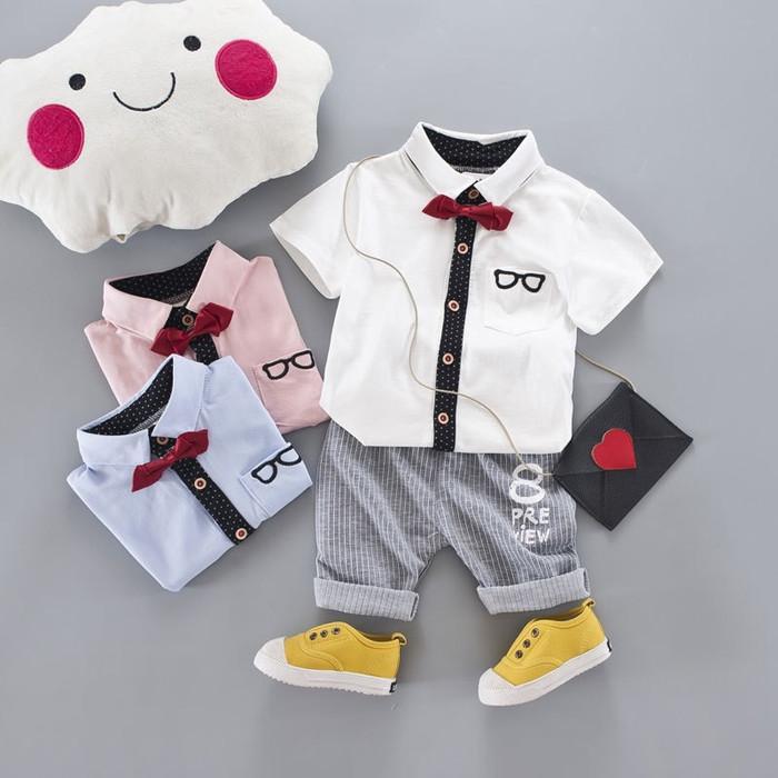 52 Gambar Baju Bayi Laki Laki 1 Bulan Paling Unik