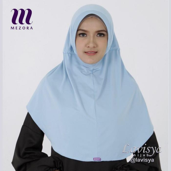 ... harga Mezora bergo seroja jilbab hijab kerudung instan Tokopedia.com