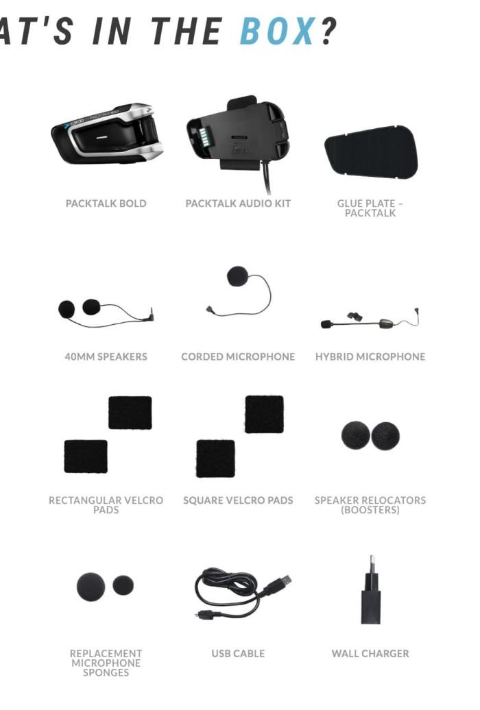 harga Packtalk bold intercom dmc technologies alat komunikasi helm satuan Tokopedia.com