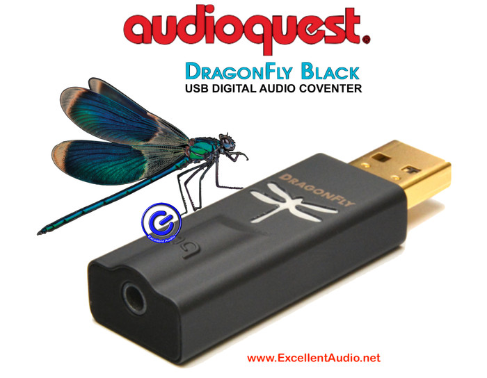 Jual Audioquest Dragonfly black V1 5 plug in USB DAC headphone amplifier -  Jakarta Pusat - Excellent Audio M2 | Tokopedia