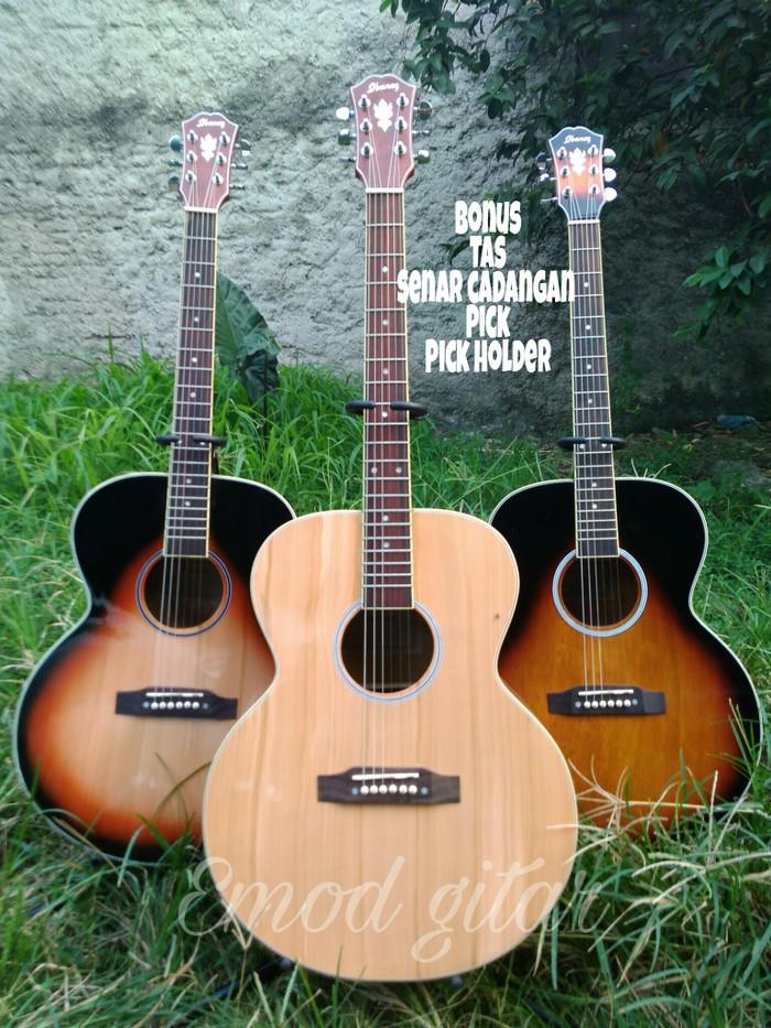 harga Gitar akustik elektrik ibanez eq 7545 r yamaha gibson fender taylor Tokopedia.com