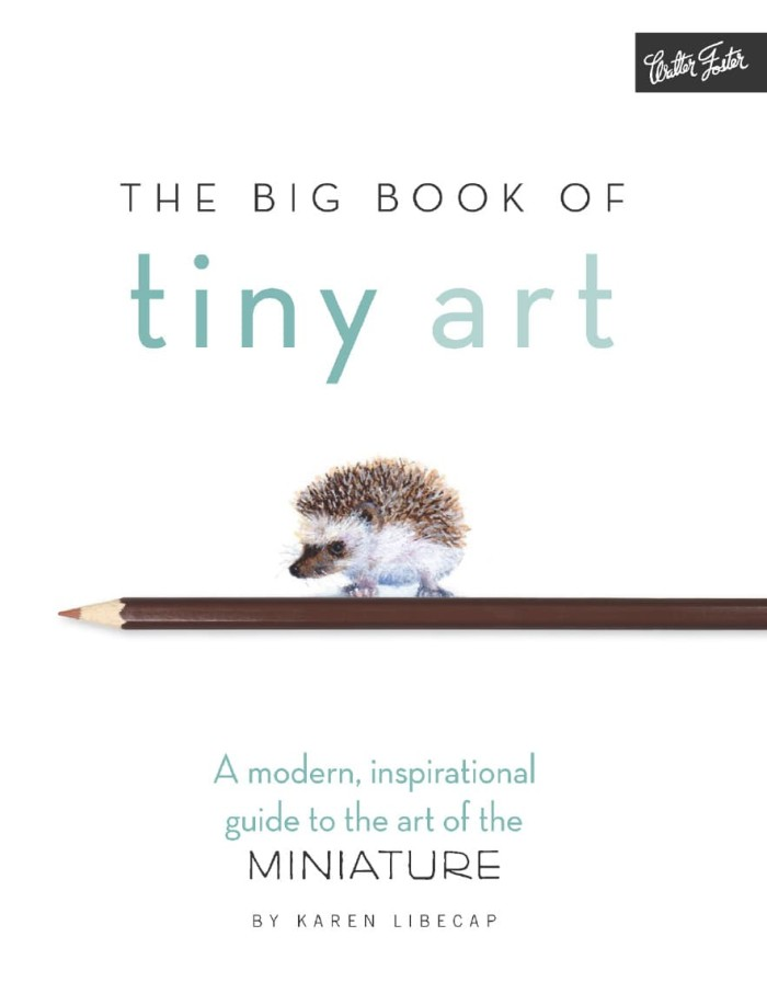 The Big Book of Tiny Art [ebook|e-book]