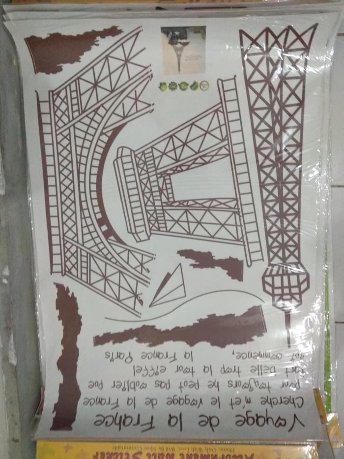 jual wall sticker/stiker dinding 60x 90 - me & mom - jimbaran-bali