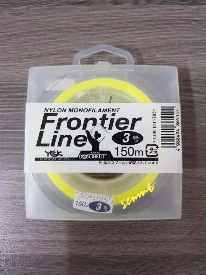 harga Senar line mono ygk  frontier line   (color yellow stabilo) Tokopedia.com
