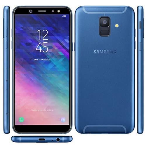 Jual Samsung Galaxy A6 Plus 2018 32gb Biru Komunika Sell