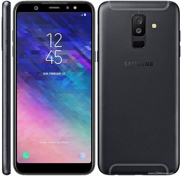 Jual Samsung Galaxy A6 Plus 2018 32gb Hitam Komunika Sell