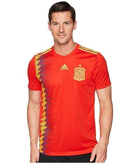 3d32a5bb94a Harga Jual JERSEY BOLA SPAIN OFFICIAL WORLD CUP PIALA DUNIA 2018 ...