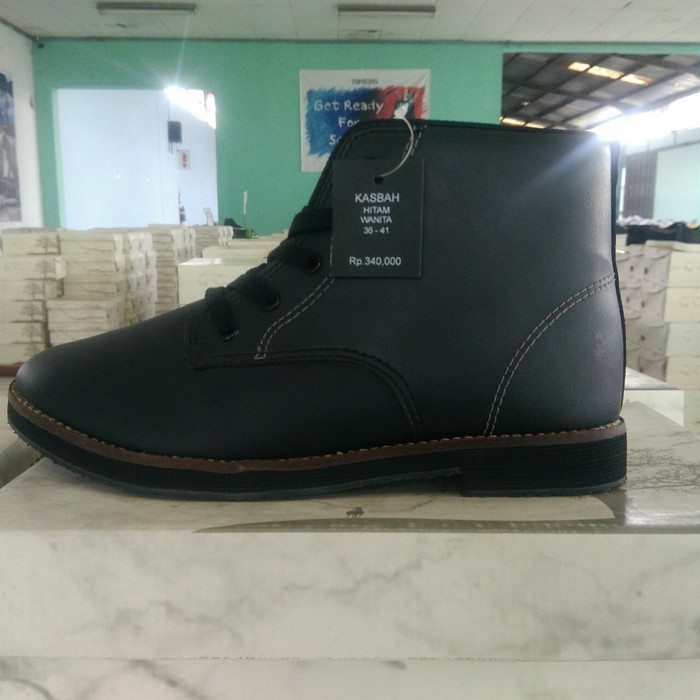 Jual Sepatu Tomkins Wanita Model Kasbah Harga PROMO - Meser Meuli ... c9595343b7