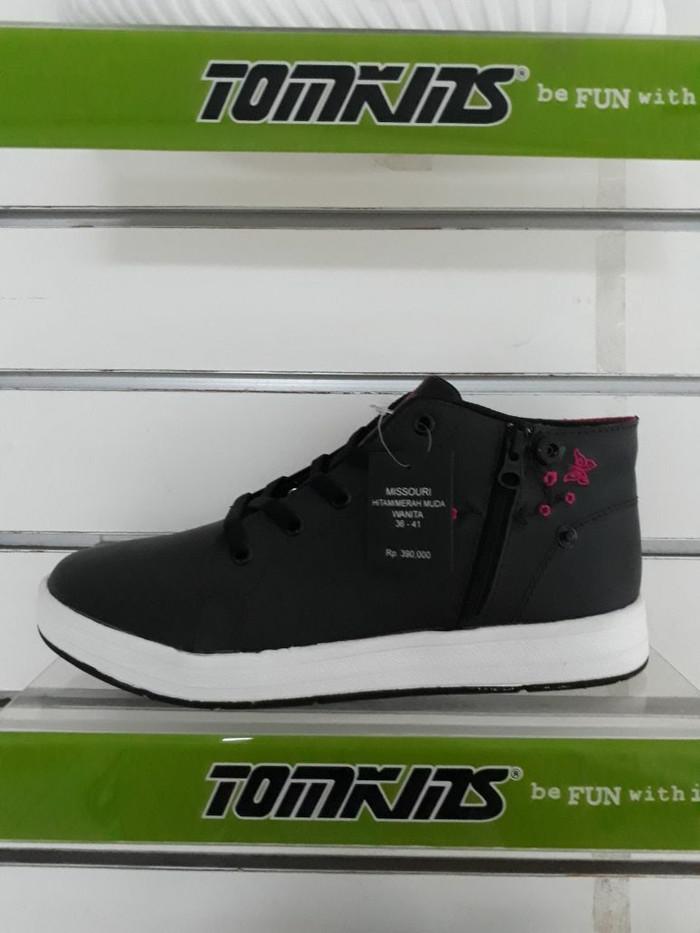 Jual Sepatu Tomkins Wanita Model Missouri Harga PROMO - Meser Meuli ... 19a0ee2e38