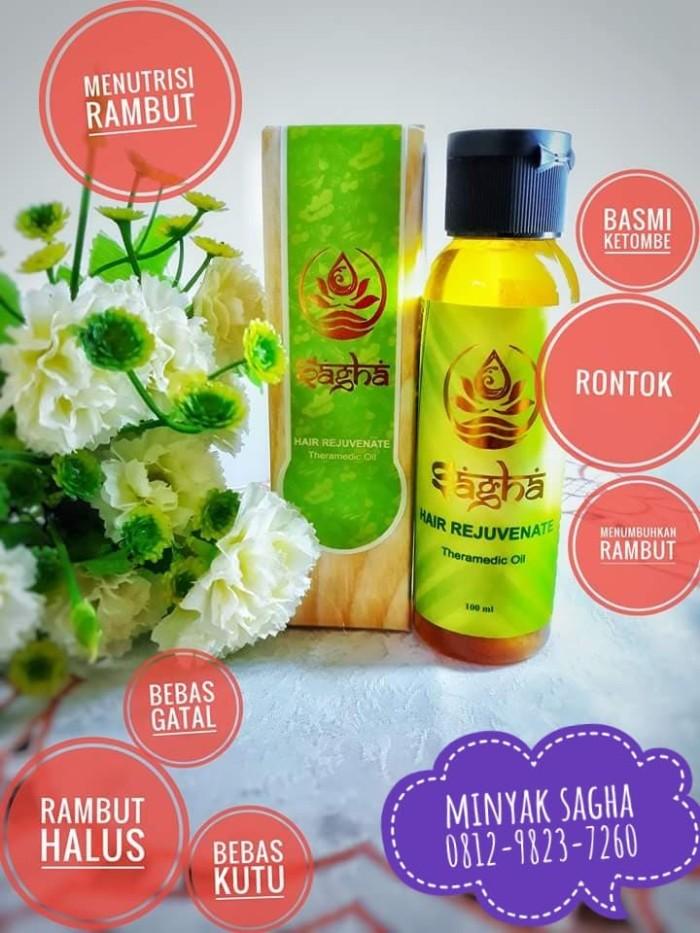 Minyak Rambut Sagha/ Sagha Oil