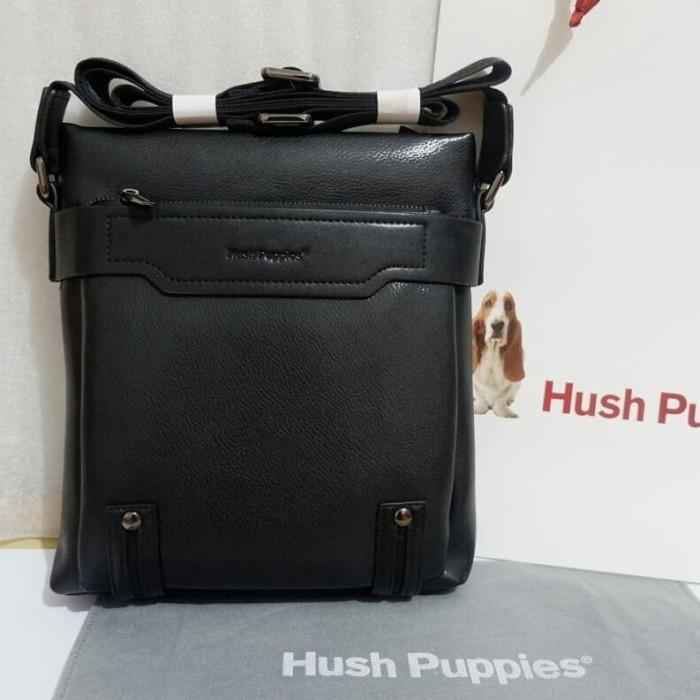 Jual TAS SELEMPANG SLING BAG PRIA HUSH PUPPIES ORIGINAL COUNTER KODE ... f8b6c7907e