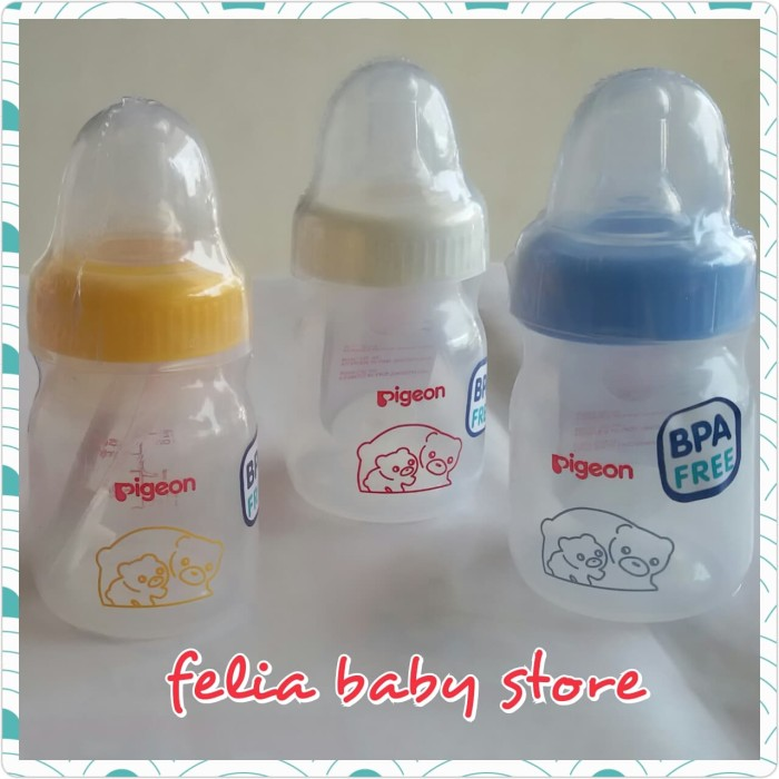 harga Botol pigeon botol bayi botol susu standard 50ml Tokopedia.com
