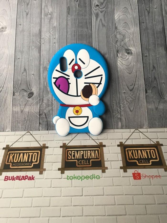 harga Case 4d doraemon dorayaki xiaomi redmi note 5 pro 5.99  soft 4d boneka Tokopedia.com