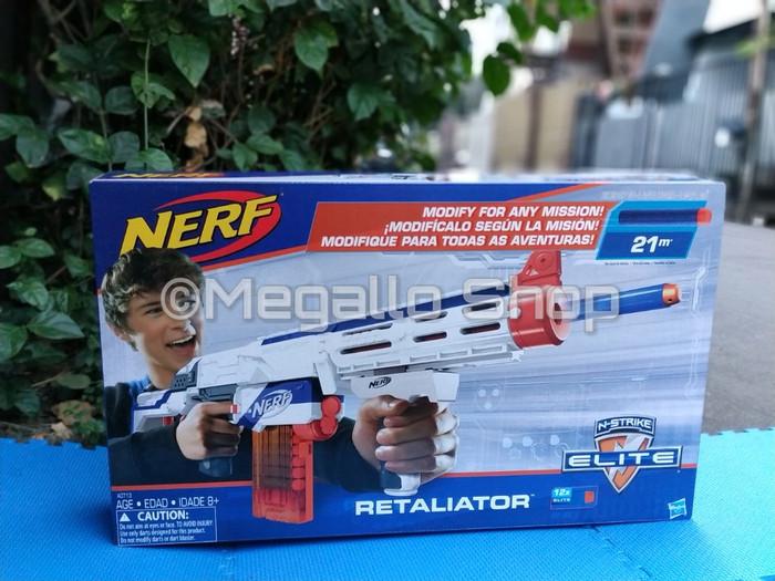 harga Nerf elite retaliator not longshot longstrike recon rapidstrike Tokopedia.com