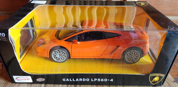 Jual Lamborghini Gallardo Lp560 4 Nivanaart Tokopedia