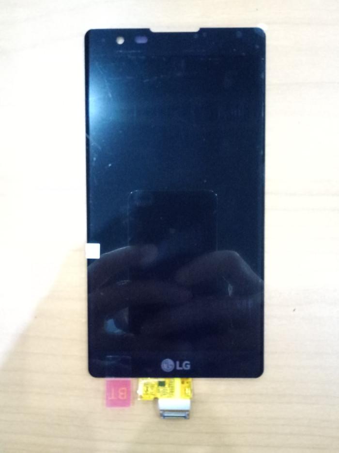 Jual LCD LG K220/F750K/MK6P BLACK ORI/X POWER - Hitam - Kota ...