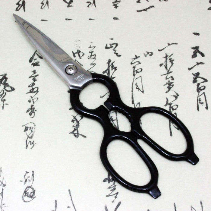 Gunting Oxone ox-921. Source · TOJIRO PRO Stainless Steel Kitchen Shears / Scissors