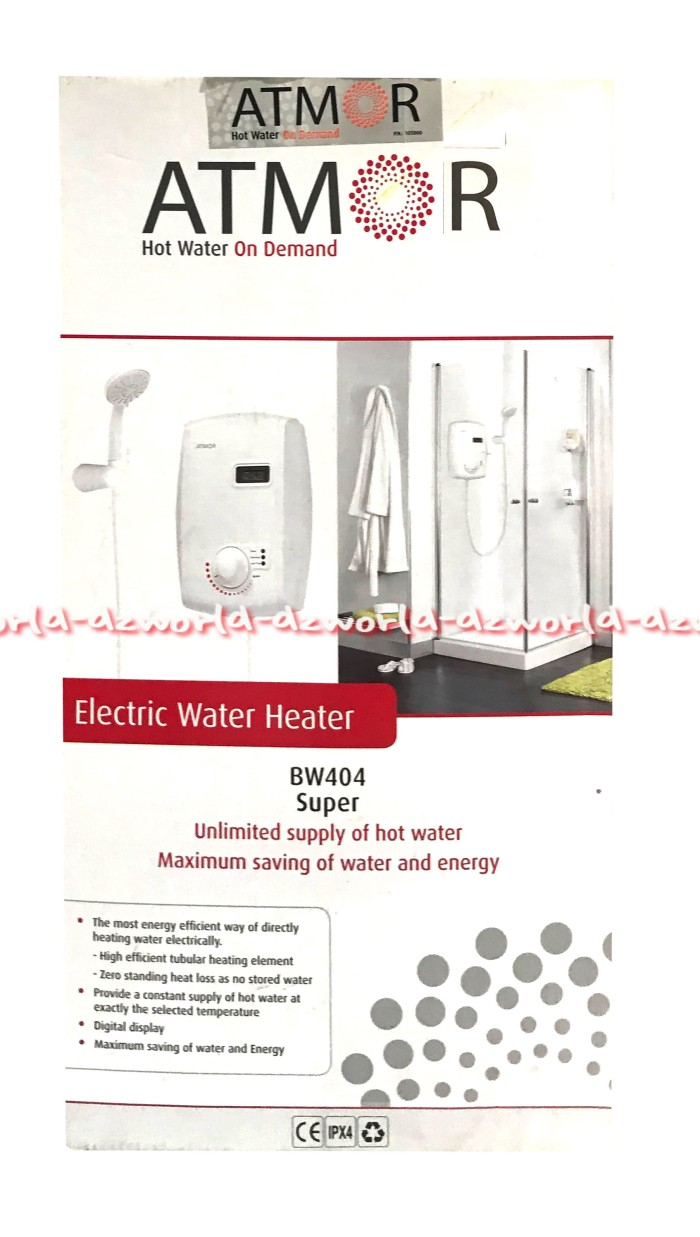 Atmor Water Heater Wiring Diagram from ecs7.tokopedia.net