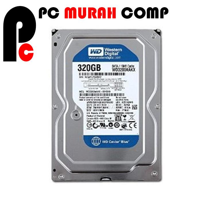 """Foto Produk Harddisk Internal PC 3.5"""" 320Gb Sata dari Pc Murah Comp"""