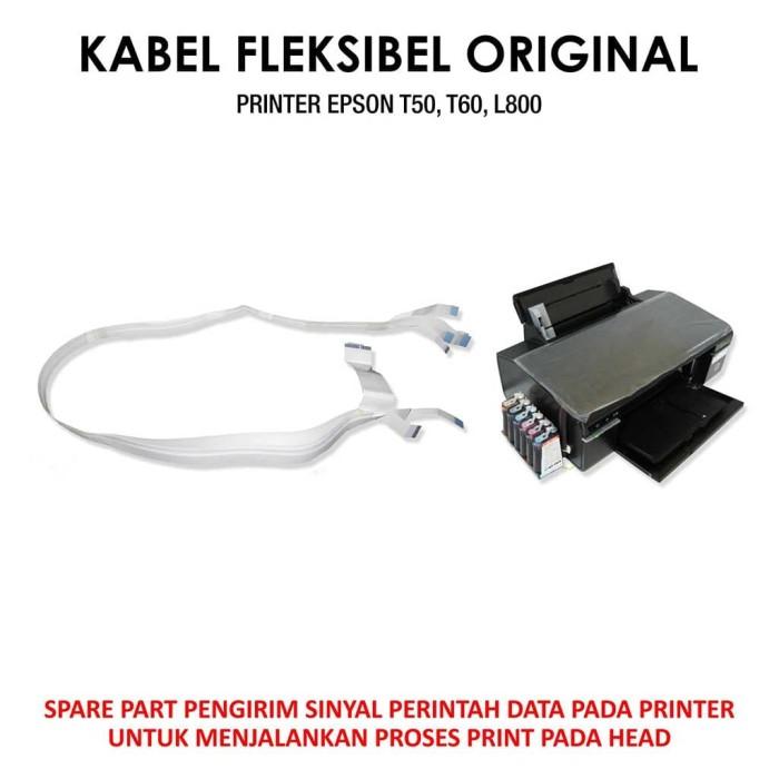 harga Fast print kabel fleksibel head printer original epson t60 Tokopedia.com