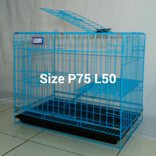 harga Kandang kucing-anjing tingkat d03 Tokopedia.com