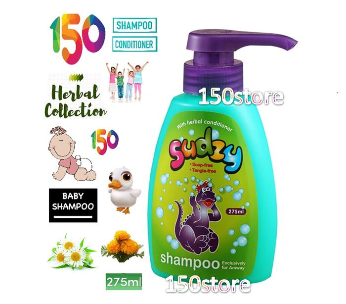 harga Amway sudzy shampoo 275ml keramas mandi rambut bayi conditioner shampo Tokopedia.com
