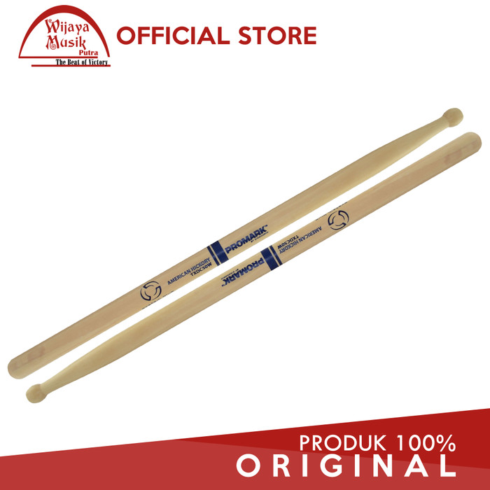 harga Promark stick marching snare drum stick txdc50w Tokopedia.com