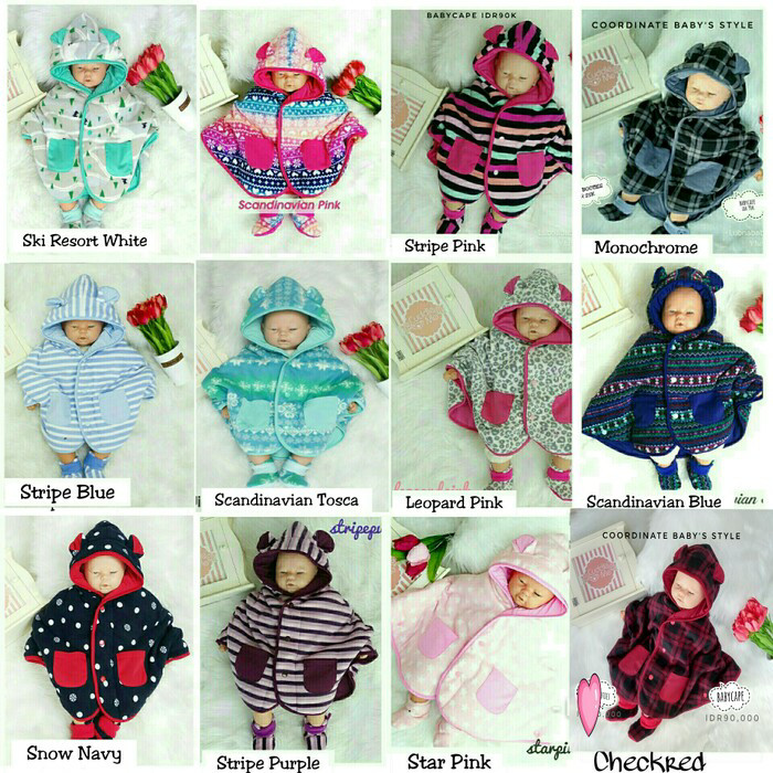 CuddleMe | Cuddle Me Baby Cape ( Jaket ...