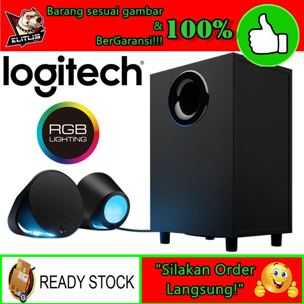 abf84c0f1c1 Jual Speaker Logitech G560 LIGHTSYNC PC Gaming Speaker - DKI Jakarta ...