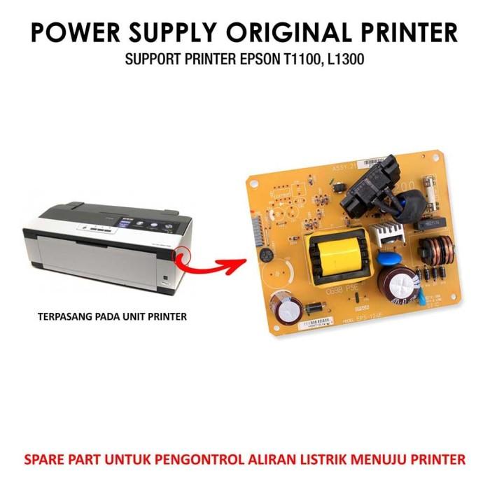 harga Fast print power supply original epson t1100 & l1300 Tokopedia.com
