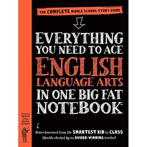 harga Everything you need to ace english language arts in one big fat notebo Tokopedia.com