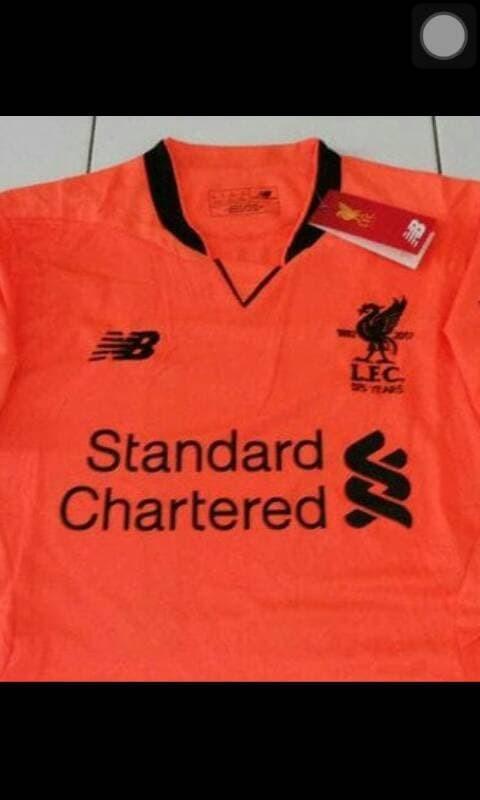 49c97759647 Jual Jersey Liverpool Home Away 3rd + PATCH UCL GO grade ori 2017 ...