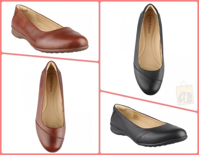 harga Sepatu wanita hush puppies ori murah   sale   original   flat shoes  Tokopedia. 77cef38b3c