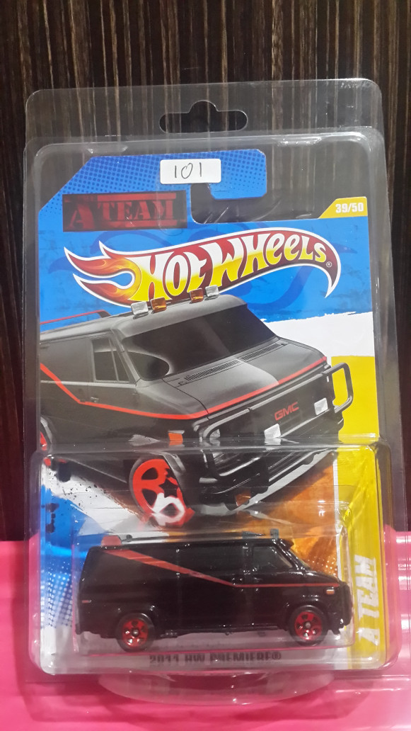 harga Hot wheels - the a team include protector Tokopedia.com