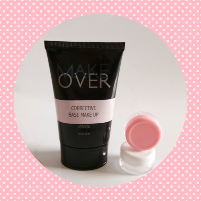 (Share in Jar) Make Over Corrective Base Make Up Cyanite